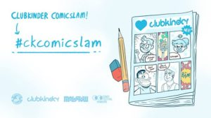 4. clubkinder Comicslam @ Molotow | Hamburg | Germany