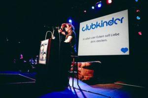 26. clubkinder Tagebuchlesung @ Gruenspan | Hamburg | Germany