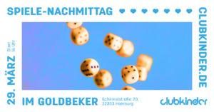 Spiele-Nachmittag @ Goldbeker Hamburg | Winterhude | Germany