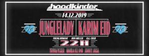 Hoodkinder Part. 6 @ Unterm Strich   Hamburg   Germany