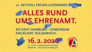 21. AKTIVOLI-FreiwilligenBörse @ Handelskammer Hamburg | Hamburg | Germany